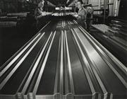 Sale 8666A - Lot 5027 - Max Dupain (1911 - 1992) - Metal Sheet Manufactory 22.5 x 29cm