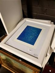 Sale 8682 - Lot 2080 - 4 Works: Maryann Nicholls, a Group of Original Prints, 41.5 x 34cm (frame size), unsigned
