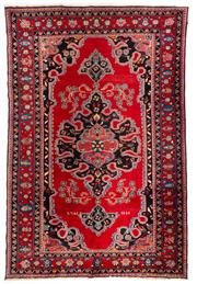 Sale 8715C - Lot 71 - A Persian Lori Classed As Village Rugs, Wool On Cotton Foundation, 300 X 202Cm