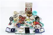 Sale 8835 - Lot 288 - Collection of Costume Jewellery