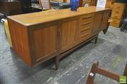 Sale 8310 - Lot 1053 - Good G-Plan Fresco Teak Sideboard