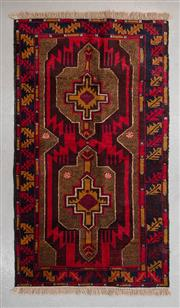 Sale 8480C - Lot 7 - Persian Baluchi 200cm x 105cm