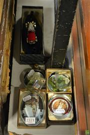 Sale 8563T - Lot 2371 - Collection of Paper Weights, Pen Holder, etc