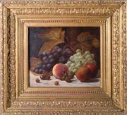 Sale 8599A - Lot 85 - Artist Unknown (19th century British school) - Still Life of Fruits