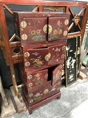 Sale 8854 - Lot 1009 - Oriental Multi Sectional Chest