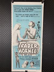 Sale 9003P - Lot 18 - Vintage Movie Poster - Trader Hornee