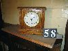 Sale 7504A - Lot 58 - SHELF CLOCK