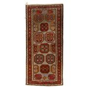 Sale 8890C - Lot 5 - Antique Caucasian Karabagh Carpet, Dated 1959, 259x117cm, Handspun Wool