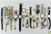 Sale 8586 - Lot 152 - Group of Assorted Ladys and Gents Watches