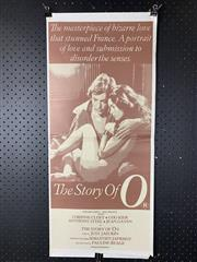 Sale 9003P - Lot 20 - Vintage Movie Poster - The Story of O