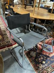 Sale 8876 - Lot 1085 - Set of Six Cantilever Chairs