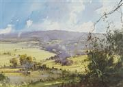Sale 8764 - Lot 508 - Herman Pekel (1956 - ) - Murwillumbah 50.5 x 71cm