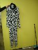 Sale 7490 - Lot 64 - 2 DALMATIAN COSTUMES UNITARDS WITH COLLARS & BALACLAVAS (6)