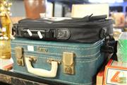 Sale 8217 - Lot 2138 - Lawn Bowls & Case, Computer Bag, Sheet Music, Spoons, Board Games, Cutlery, etc