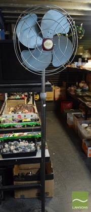 Sale 8530 - Lot 2145 - Tall Industrial Fan