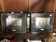 Sale 8797 - Lot 2141 - Collection of Marine Themed Prints (6)