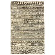 Sale 8890C - Lot 10 - India Sahara Design Slate Rug, 102x119 cm, Handspun Wool