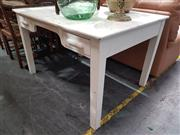 Sale 8934 - Lot 1062 - Rustic Works Table with Two Drawers