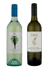 Sale 8515W - Lot 28 - 12x Evoi Wines, Margaret River.  6x NV Backenal White. 6x 2015 Sauvignon Blanc Semillon.  NV Backenal White: The grapes for this w...