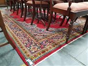Sale 8697 - Lot 1069 - Persian Kashan (320 x 220cm)