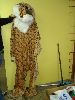 Sale 7490 - Lot 66 - 1 TIGER COSTUME WITH SOFT HEAD