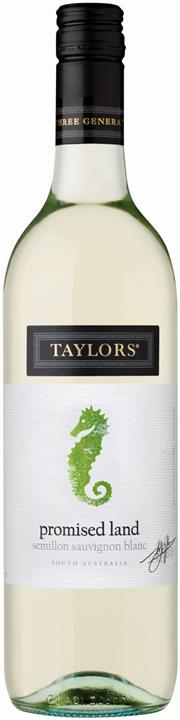 Sale 8528W - Lot 186 - 6x 2017 Taylors The Promised Land Semillon Sauvignon Blanc. A refreshing wine with zesty green apple and tropical fruit flavours...