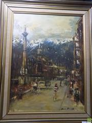 Sale 8561 - Lot 2037 - Harry Collins - San Francisco 60 x 44.5cm