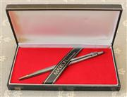 Sale 8250 - Lot 80 - Madison Caron DArke Ball Point Pen all encased in original box
