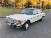 Sale 8576V - Lot 8 - 1979 Mercedes-Benz 280E Sedan                                                  Reg: Unregistered...