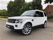 Sale 8728V - Lot 4 - Land Rover Discovery SDV6 Series 4 25th Limited Edition  ...