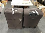 Sale 8759 - Lot 2298 - Two Antler Suit Cases