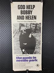 Sale 9003P - Lot 27 - Vintage Movie Poster - The Panic in needle Park