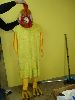 Sale 7490 - Lot 68 - 1 CHICKEN COSTUME – UNITARD