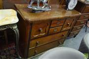 Sale 8523 - Lot 1026 - Cedar Chest of Drawers