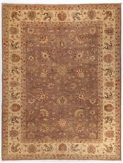 Sale 8715C - Lot 18 - An Afghan Chobi Naturally Dyed In Hand Spun Wool, Very Suitable To Australian Interiors, 365 X 285Cm