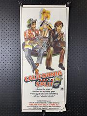 Sale 9003P - Lot 29 - Vintage Movie Poster - California Split