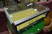 Sale 8105 - Lot 1080 - Bench Top Display Cabinet