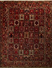 Sale 8439C - Lot 12 - Persian Bakhtiari  300cm x 375cm