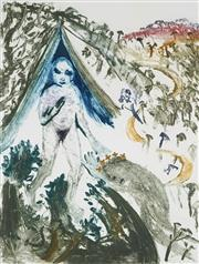 Sale 8907 - Lot 563 - Arthur Boyd (1920 -1999) - The Princess of Shamakhan 85 x 62 cm
