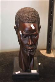 Sale 8047 - Lot 88 - African Bust