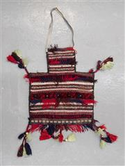Sale 8480C - Lot 13 - Persian Salt Bag 60cm x 40cm
