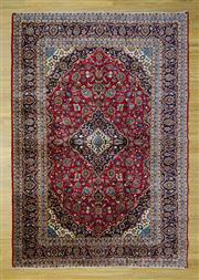 Sale 8585C - Lot 2 - Persian Kashan 335cm x 245cm
