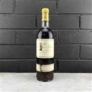 Sale 8987 - Lot 614 - 1x 1975 Chateau dYquem, 1er Cru Superieur, Sauternes - level at very high shoulder, cellared stained label