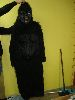 Sale 7490 - Lot 71 - 2 GORILLA COSTUMES WITH CHEST PLATES