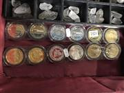 Sale 8797 - Lot 2424 - Collection of Las Vegas Gilt Tokens