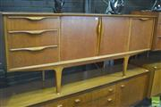 Sale 8310 - Lot 1070 - Jentique Teak Sideboard