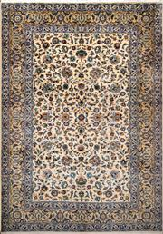 Sale 8307A - Lot 44 - Persian Kashan 385cm x 275cm RRP $5000