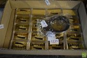 Sale 8530 - Lot 2235 - 20 Titanic Gilt Double Sided Tokens & Pair Handcuffs & Keys