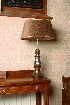 Sale 3660 - Lot 50 - A TURNED WOODEN LAMP