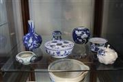 Sale 7989 - Lot 98 - Chinese Blue & White Wares